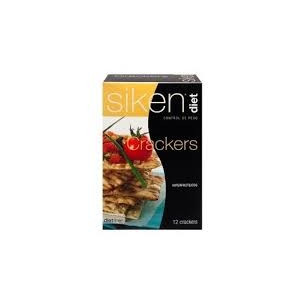 Sikendiet crackers 12 unidades