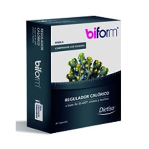 Dietisa Biform HEAT REGULATOR 36 capsules