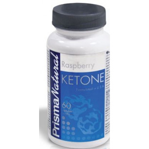Prima Natural Raspberry Ketone 546 mg. 60 capsules.
