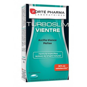 Forte Pharma Turboslim Vientre 28 cápsulas