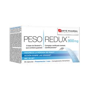 Pesoredux 900 mg 56 cápsulas de Forté Pharma