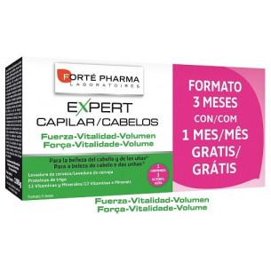 Forte Pharma Expert Capilar 3 x 28 cápsulas