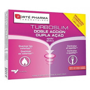 Forté Pharma Turboslim Doble Acción 56 cápsulas